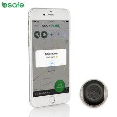 Basado en el original Biisafe Buddy, V2 en negro cuenta con una serie de mejoras, incluyendo una mayor duración de la batería y una mejor conectividad Bluetooth. Conecte el Buddy Smart Button a sus pertenencias, como llaves, y realice el seguimiento a través de la aplicación rediseñada.