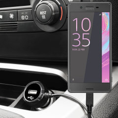 Olixar High Power Sony Xperia X Car Charger