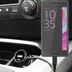 Olixar High Power Sony Xperia X Performance Car Charger