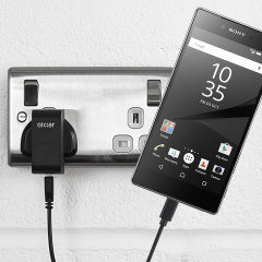 Olixar High Power Sony Xperia Z5 Premium Charger - Mains
