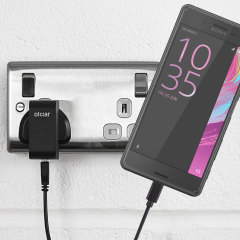 Olixar High Power Sony Xperia X Performance Charger - Mains