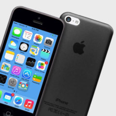 Olixar Ultra-Thin iPhone 5C Hülle in 100% Schwarz