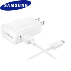 Official Samsung Galaxy J7 2016 Adaptive Fast Charger - US Wall Plug