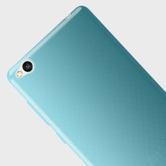 Custom moulded for the Xiaomi Redmi 3S, this translucent blue Flexishield case provides a slim fitting and durable protection against damage.