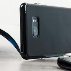 FlexiShield Samsung Galaxy Note 7 Gel Hülle in Solid Schwarz