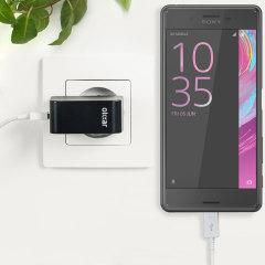 Olixar High Power 2.4A Sony Xperia X Performance EU Ladegerät