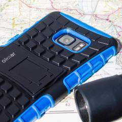 Olixar ArmourDillo Hybrid Samsung Galaxy Note 7 Skal - Blå