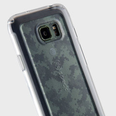 This completely clear CandyShell case from Speck for the Samsung Galaxy S7 Active has been made to military grade protection standards through custom engineered acrylic and impact dispersing polycarbonate to create the most stylish protection around.