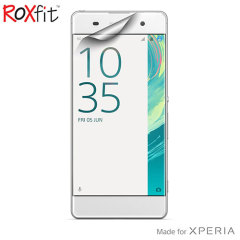 This impact-resistant and shock absorbent screen protector from Roxfit for the Sony Xperia X Performance offers protection for your device's screen and edge to edge coverage for peace of mind.