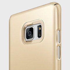 Rearth Ringke Slim Case Samsung Galaxy Note 7 Hülle in Royal Gold