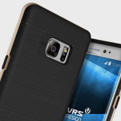 VRS Design High Pro Shield Samsung Galaxy Note 7 Case - Shine Gold