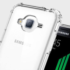 Spigen Ultra Hybrid Samsung Galaxy J3 2016 Case - Crystal Clear