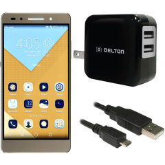 High Power 2.1A Huawei honor 7 Wall Charger - USA Mains