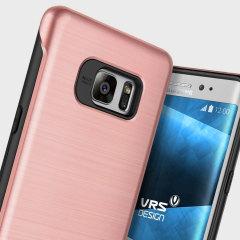 VRS Design Duo Guard Samsung Galaxy Note 7 Skal - Rosé Guld
