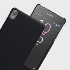 Olixar ToughGuard Sony Xperia E5 Rubberised Case - Black