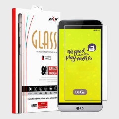 Made from high quality tempered glass, the Zizo Lightning Shield provides crystal clear, responsive protection for your LG G5. Easy to apply, the bubble-free installation takes a matter of seconds, making for a quick and easy application.