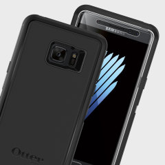 Protect your Samsung Galaxy Note 7 with the toughest and most protective case on the market - the OtterBox Defender Series in black. Guarding your Note 7 from every angle, this ultra-rugged case is sure to keep your phone looking brand new.