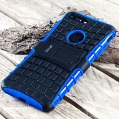 Custodia ArmourDillo Olixar per iPhone 7 Plus - Blu