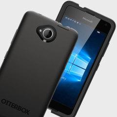 Custodia OtterBox Symmetry per Microsoft Lumia 650 - Nero