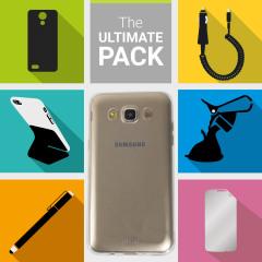 En este fantástico novedoso pack de accesorios tendrá todo lo que necesita para su Samsung Galaxy J5 2016