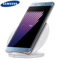 Original Samsung Galaxy Note 7 Wireless Fast Ladegestation in Weiß