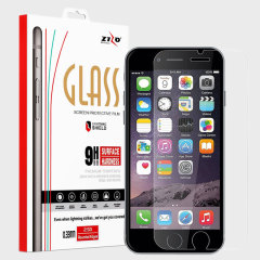 Zizo Tempered Glas Displayschutz ist aus ultra dünnem gehärteten Glas hergestellt. Sie schützt den iPhone 7 Touchscreen vor Beschädigungen.
