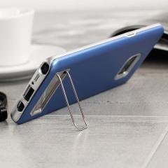 Matchnine Pinta Stand Samsung Galaxy Note 7 Case Hülle in Blau Koralle