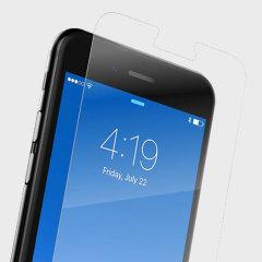 Bescherm je iPhone 7 Plus van voor tot achter tegen krassen zonder de originele uitstraling van de iPhone 7 Plus en de helderheid van het scherm te verliezen.