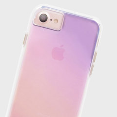 Case-Mate Naked Tough iPhone 7 Hülle in Iridescent