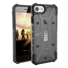 UAG iPhone 7 Protective Case - As / Zwart