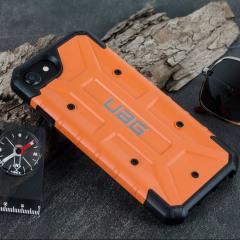 UAG Pathfinder iPhone 7 Rugged Case - Rust / Black
