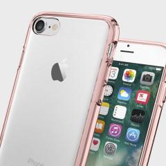 Spigen Ultra Hybrid Case voor iPhone 7 - Rosé