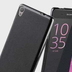 Roxfit Sony Xperia E5 Soft Shell Hülle in schwarz