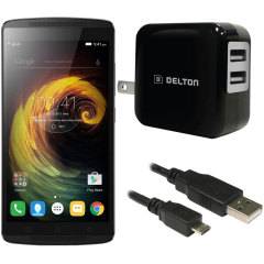 High Power 2.1A Lenovo K4 Note Wall Charger - USA Mains