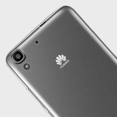 Olixar FlexiShield Huawei Y6 Gel Case - Transparant