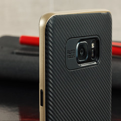 Olixar X-Duo Samsung Galaxy Note 7 Skal - Guld