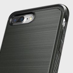 Ringke Onyx iPhone 7 Plus Tough Case - Grey