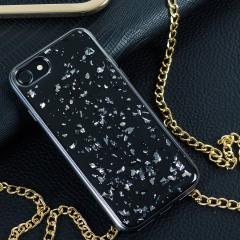 Prodigee Scene Treasure iPhone 7 Hülle in Platinum Sparkle