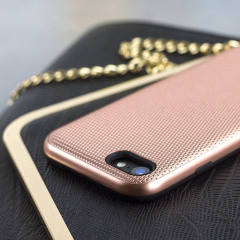 STIL Chain Armor iPhone 7 Case Hülle in Kupfer Gold