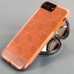 Prodigee Stencil iPhone 7 Plus Case Hülle Rosa / Rosa Gold