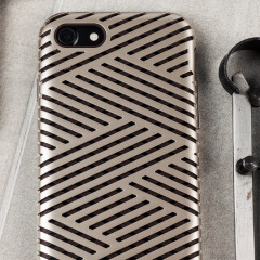 STIL Kaiser II iPhone 7 Case Hülle in Champagne Gold