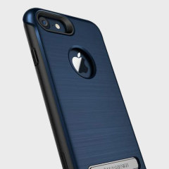 VRS Design Duo Guard iPhone 8 / 7 Case Hülle in Deep Blau
