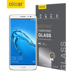 This ultra-thin tempered glass screen protector for the Huawei G9 Plus from Olixar offers toughness, high visibility and sensitivity all in one package.