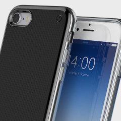 Patchworks Flexguard Bumper iPhone 8 / 7 Case - Silver