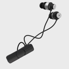 Zagg IFROGZ Impulse Wireless Bluetooth earphones - Black / Silver