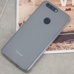 FlexiShield Huawei Honor 8 Gel Hülle in Klar
