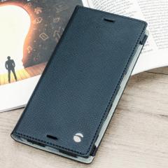Krusell Malmo Sony Xperia XZ Folio Case Tasche in Schwarz