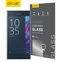 Pellicola protettiva in vetro temperato Olixar per Sony Xperia XZ