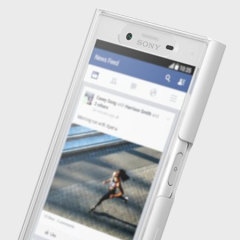 This official SCTF20 Style Cover Touch in white from Sony houses your Xperia X Compact, providing protection and full functionality through the see-through touchscreen font cover, allowing you to view and action incoming messages and calls.