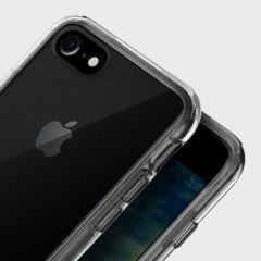 Obliq Naked Shield iPhone 7 Case - Zwart